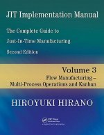 JIT Implementation Manual -- The Complete Guide to Just-In-Time Manufacturing
