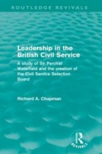 Leadership in the British Civil Service