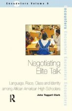 Negotiating Elite Talk