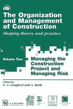 Organization and Management of Construction