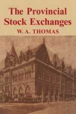 Provincial Stock Exchanges