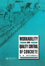 Workability and Quality Control of Concrete