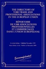 Directory of 9, 300 Trade and Professional Associations in the European Union