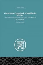 Germany's Comeback in the World Market