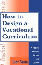 How to Design the Vocational Curriculum