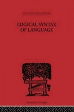 Logical Syntax of Language