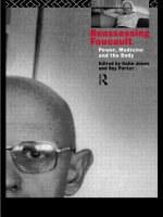 Reassessing Foucault