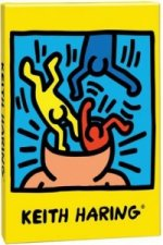 NOTECARD BOXES KEITH HARING