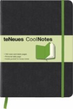 Black/Green Coolnotes Medium