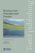 Revenue Law - Principles and Practice