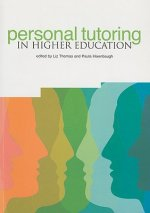 Personal Tutoring in Higher Education