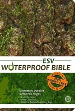 Waterproof Bible-ESV-Tree Bark