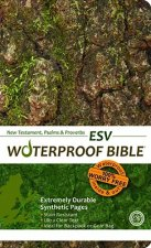 Waterproof New Testament with Psalms and Proverbs-ESV-Tree Bark