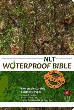 Waterproof Bible - NLT - Camouflage