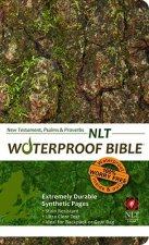 Waterproof New Testament with Psalms and Proverbs-NLT-Tree Bark