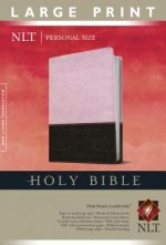 Personal Size Bible-NLT-Large Print