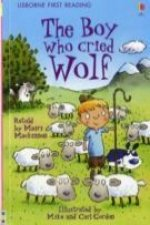 BOY WHO CRIES WOLF