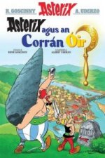 Asterix Agus an Corran OIr (Irish)