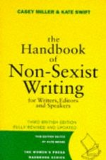 Handbook of Non-sexist Writing for Writers, Editors and Speakers