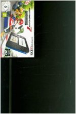 Nintendo 2DS Black + Mario Kart 7, Nintendo 3DS-Spiel, Limited Edition