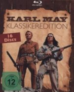 Karl May - Klassikeredition, 16 Blu-ray