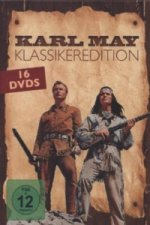 Karl May - Klassikeredition, 16 DVD