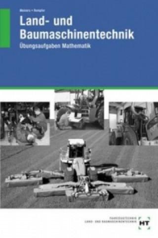 Land- und Baumaschinentechnik, Übungsaufgaben Mathematik