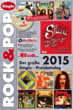 Der große Rock & Pop Single-Preiskatalog 2015, m. DVD-ROM