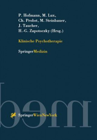 Klinische Psychotherapie