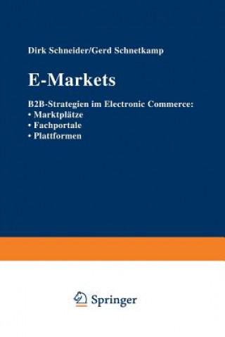 E-Markets