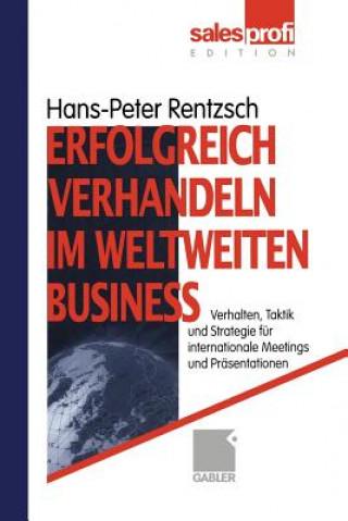 Erfolgreich Verhandeln im Weltweiten Business
