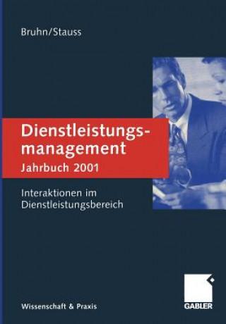 Dienstleistungsmanagement Jahrbuch 2001