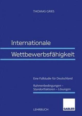 Internationale Wettbewerbsfahigkeit