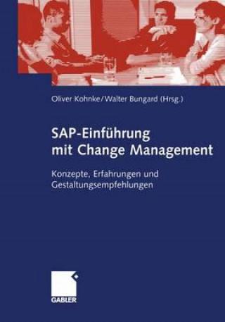 Sap-Einfuhrung Mit Change Management