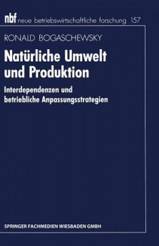 Nat rliche Umwelt Und Produktion