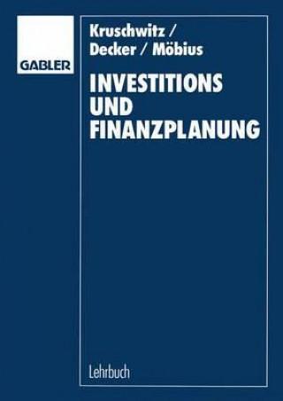Investitions- und Finanzplanung