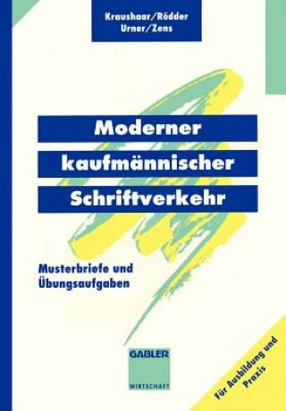 Moderner Kaufmannischer Schriftverkehr