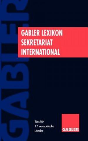 Gabler Lexikon Sekretariat International