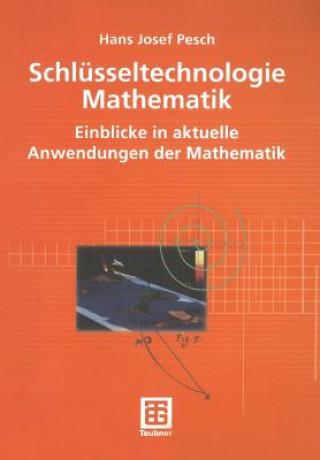 Schlüsseltechnologie Mathematik