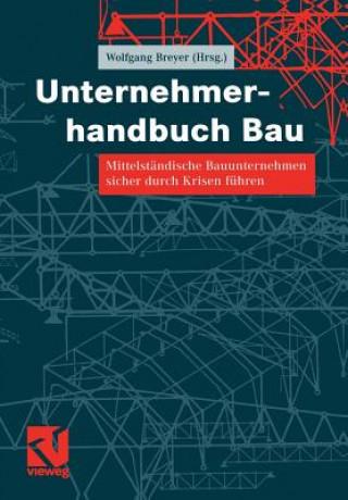 Unternehmerhandbuch Bau