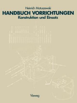 Handbuch Vorrichtungen