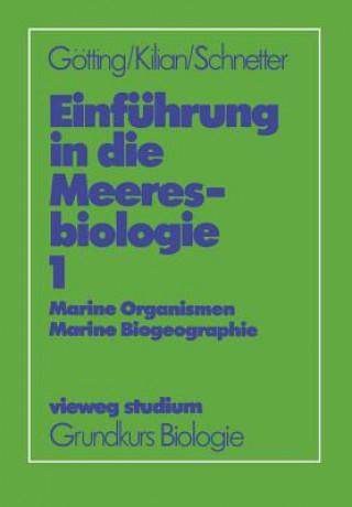 Einführung in die Meeresbiologie 1. Bd.1