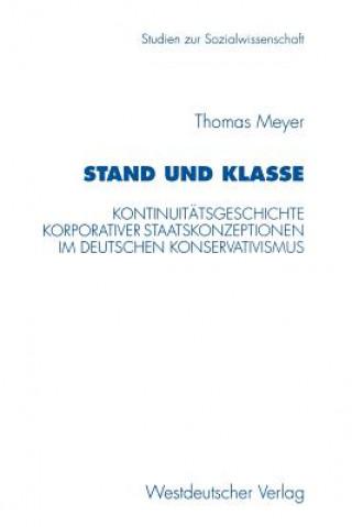 Stand und Klasse