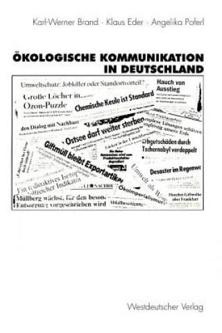 Okologische Kommunikation in Deutschland