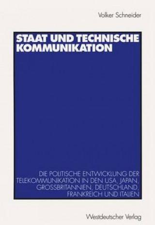 Staat und Technische Kommunikation