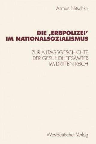 Die erbpolizei' Im Nationalsozialismus