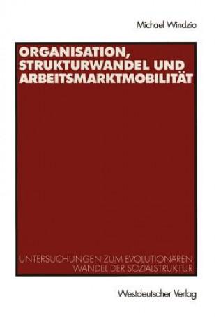 Organisation, Strukturwandel und Arbeitsmarktmobilitat