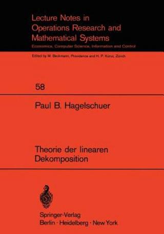 Theorie der Linearen Dekomposition