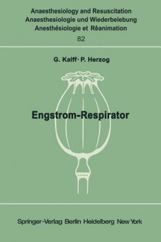 Engström-Respirator