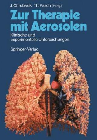 Zur Therapie mit Aerosolen